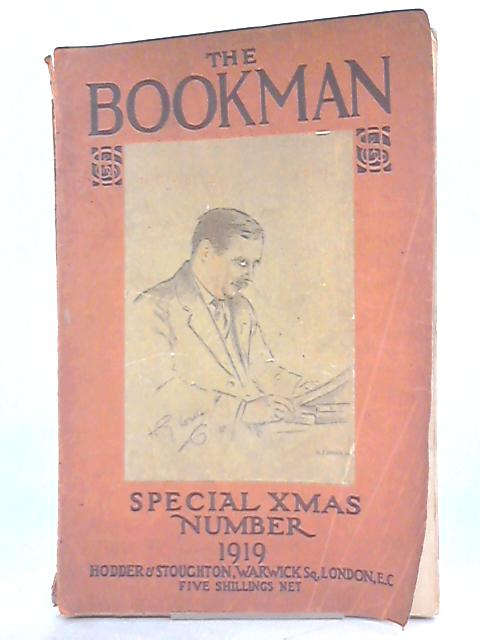 The Bookman Special Xmas Number 1919 by