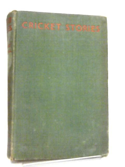 Cricket Stories by Howard Marshall