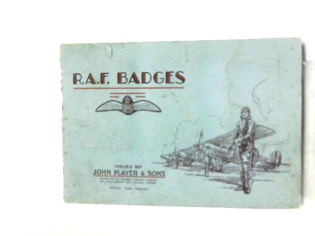 R.A.F. Badges by Anon