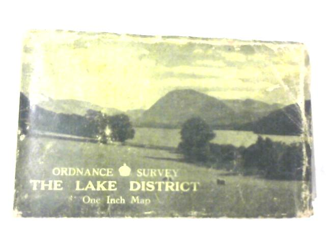 The Lake District One Inch Map by Anon
