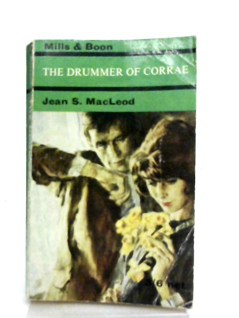 The drummer of Corrae by Jean S. MacLeod