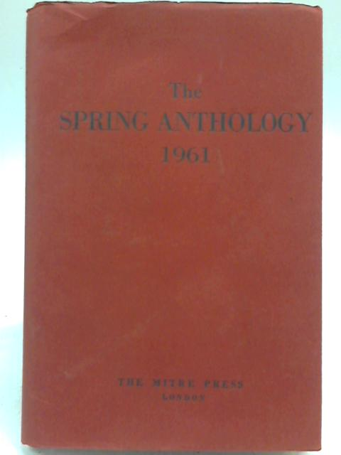The Spring Anthology 1961 By Various