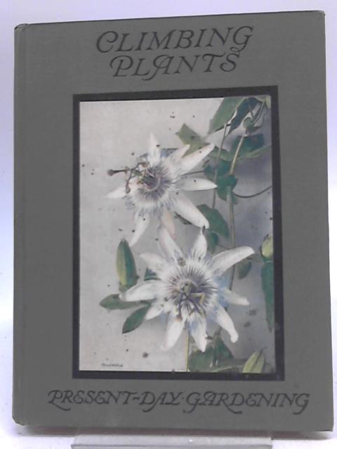 Climbing Plants By William Watson