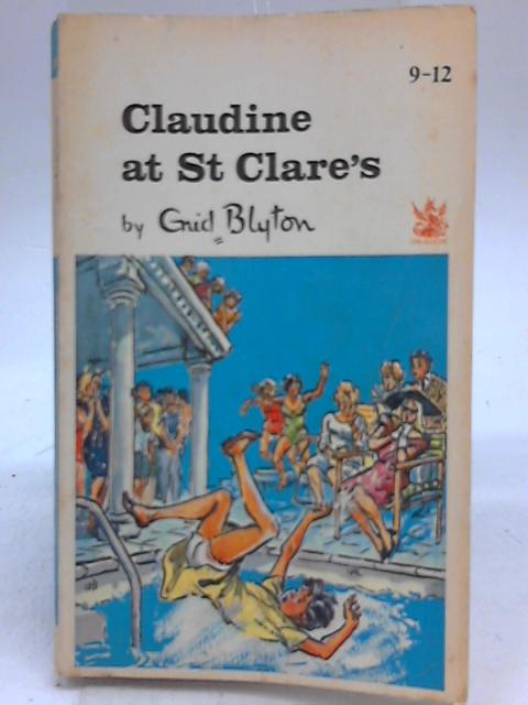 Claudine at St.Clare's by Enid Blyton