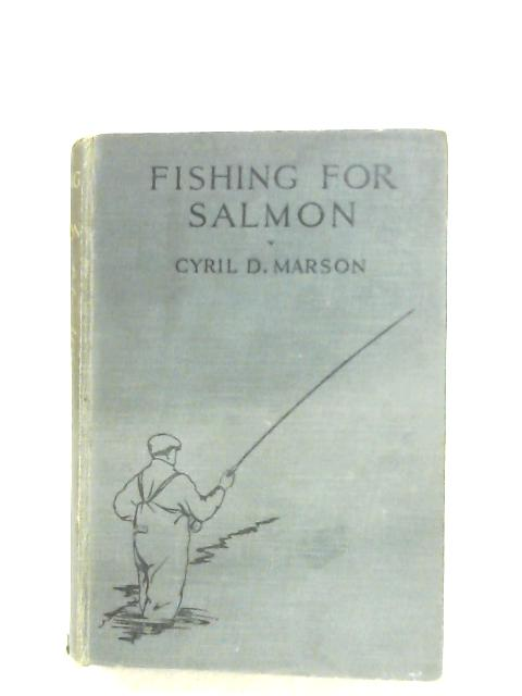 Fishing For Salmon by Cyril Darby Marson