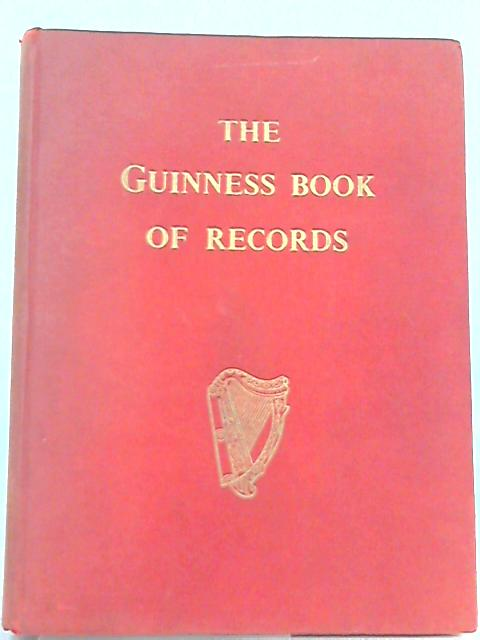 The Guinness Book Of Records 1958 by