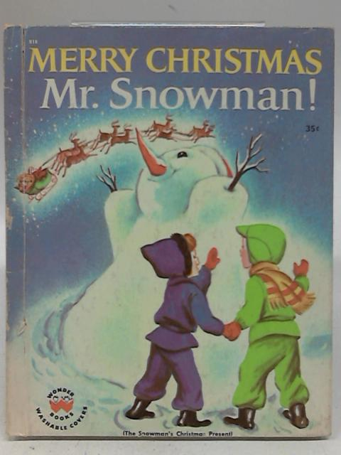 Snowmans Christmas Present by Irma Wilde