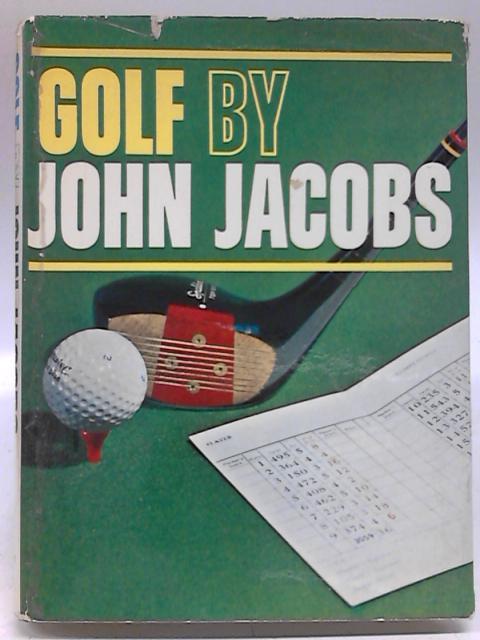 Golf. By John Jacobs