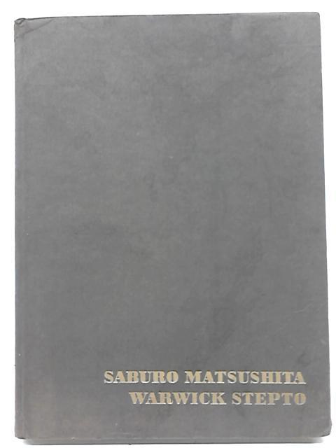 Contest Judo: Ten Decisive Throws By Saburo Matsushita