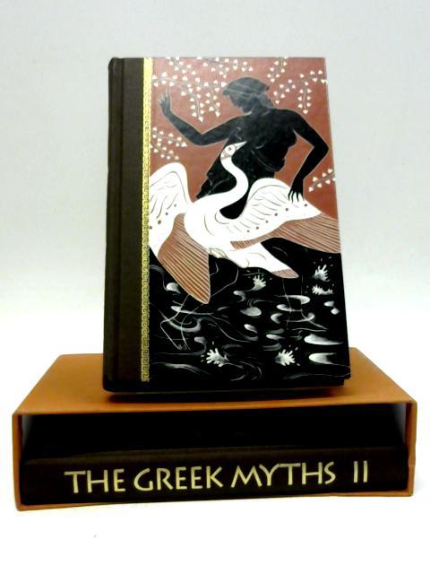 The Greek Myths Vols I & II by Robert Graves