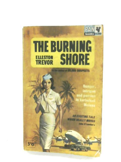 The Burning Shore By Elleston Trevor