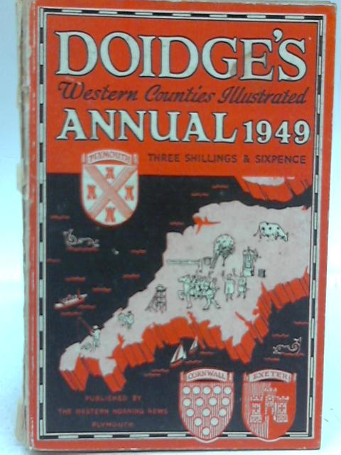 Doidge's Western Counties Annual By Various
