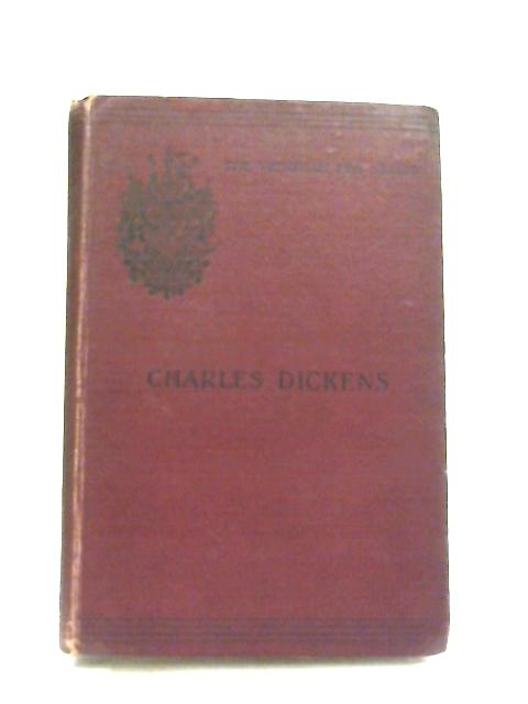Charles Dickens. A Critical Study By Gissing George