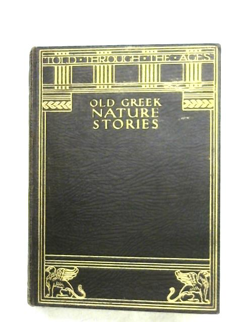 Old Greek Nature Stories By F. A. Farrar