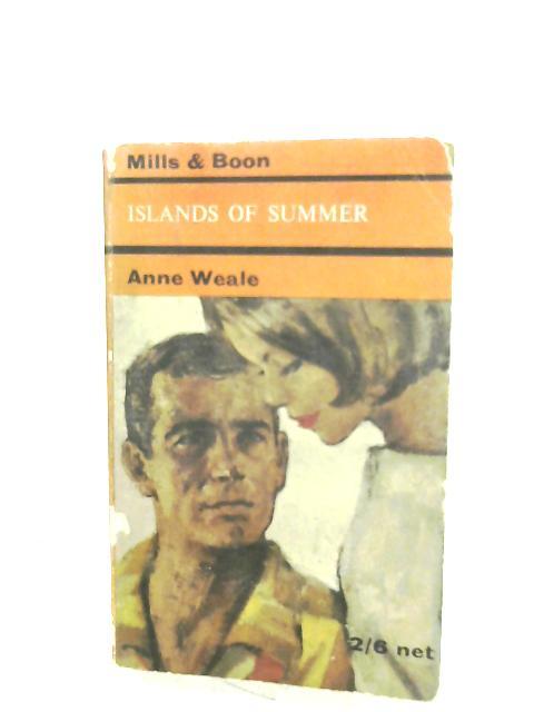 Island Of summer By Anne Weale