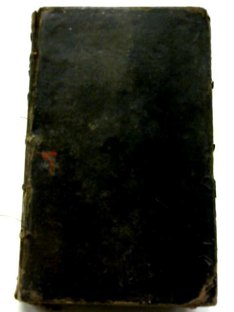 The Farrier's and Horseman's Dictionary, Being a Compleat System of Horsemanship By N.B. Fillippos