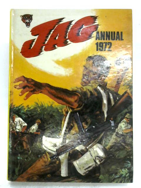 Jag Annual 1972 By Anon
