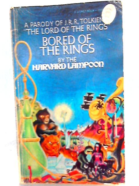 Bored of the Rings By Henry N. Beard, Douglas C. Kenney