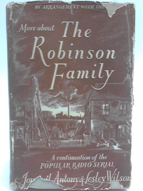 The Robinson Family By Jonquil Antony & Lesley Wilson
