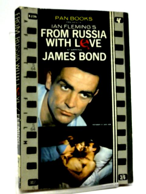 From Russia With Love (pan x236) by Ian Fleming