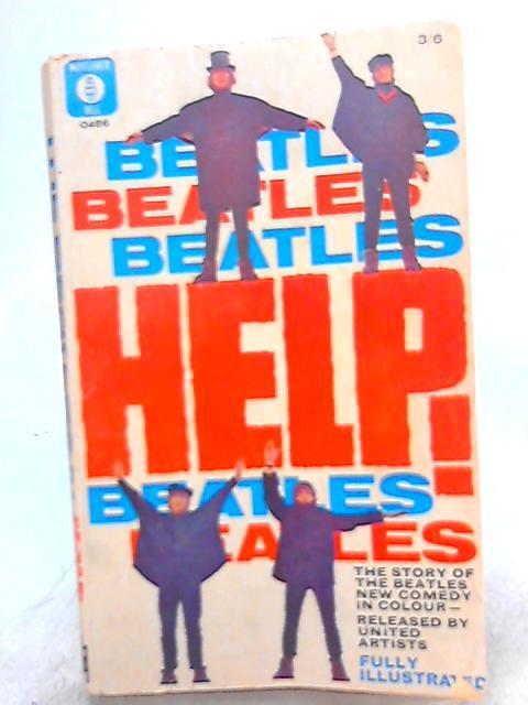 The Beatles in Help! By Al Hine