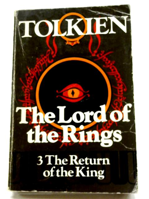Lord of the Rings: The Return of the King v. 3 By J. R. R. Tolkien