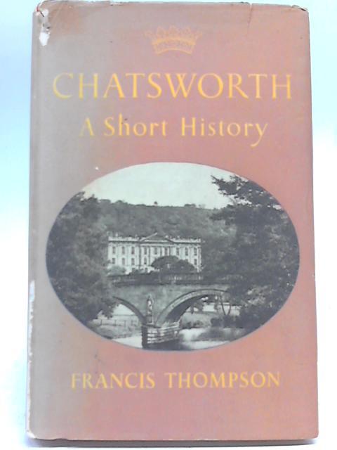 Chatsworth By Francis Thompson
