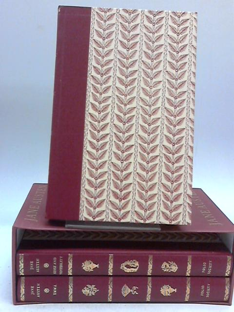 Three Classic Novels by Jane Austen