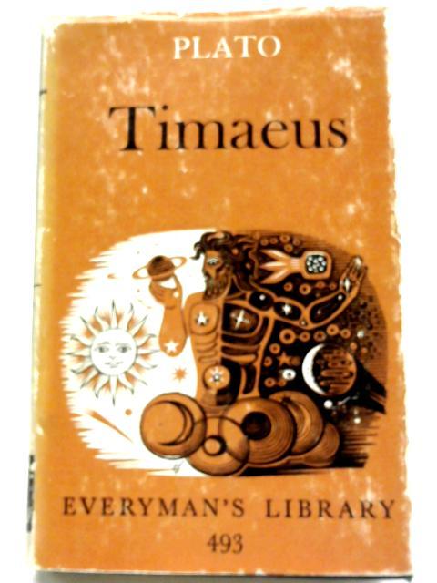 The Timaeus of Plato by Plato