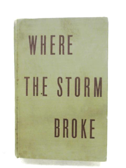 Where The Storm Broke By Stanislaw Strzetelski