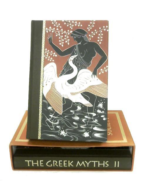 The Greek Myths: Vol. I & II by Robert Graves