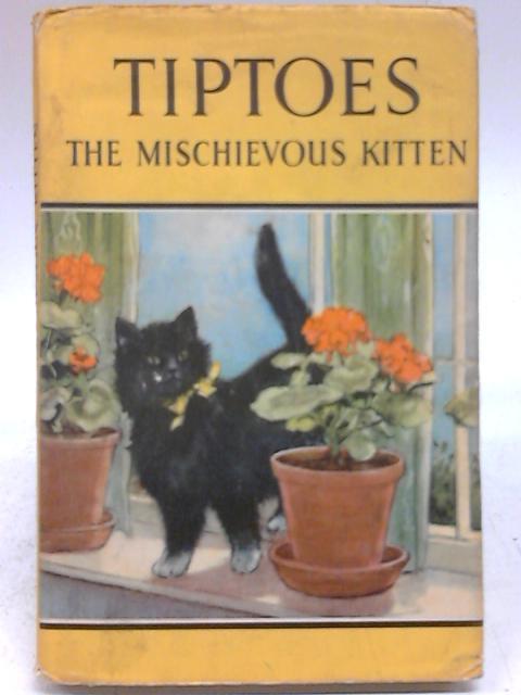 Tiptoes The Mischievous Kitten by Noel Barr