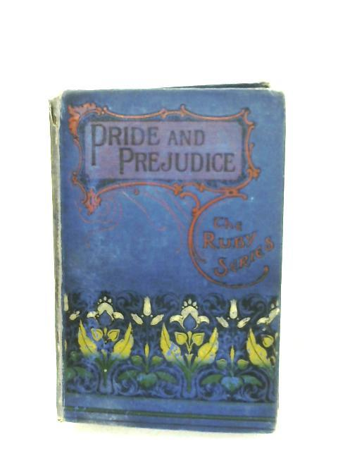 Pride And Prejudice A Novel (The Ruby Series) by Jane Austen