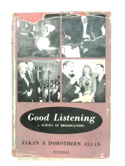 Good Listening By Elkan & Dorotheen Allan