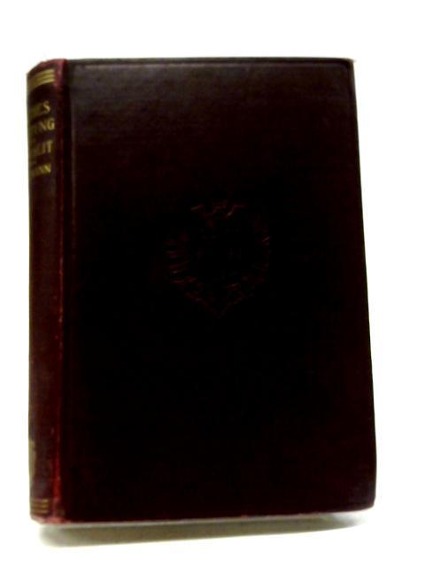 Goethe's Dichtung und Wahrheit, Selections from Books I - XI by HCG von Jagemann