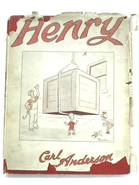 Henry by Carl Anderson