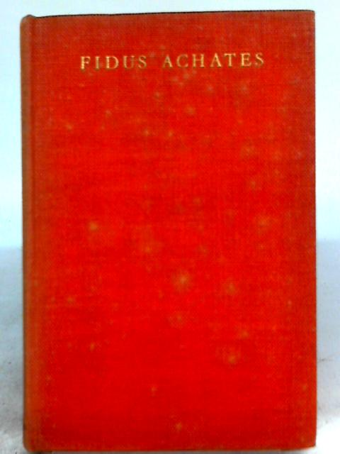 Fidus Achates By George Baker