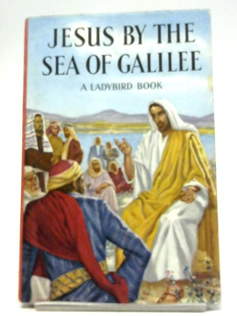Jesus By The Sea of Galilee by Lucy Diamond
