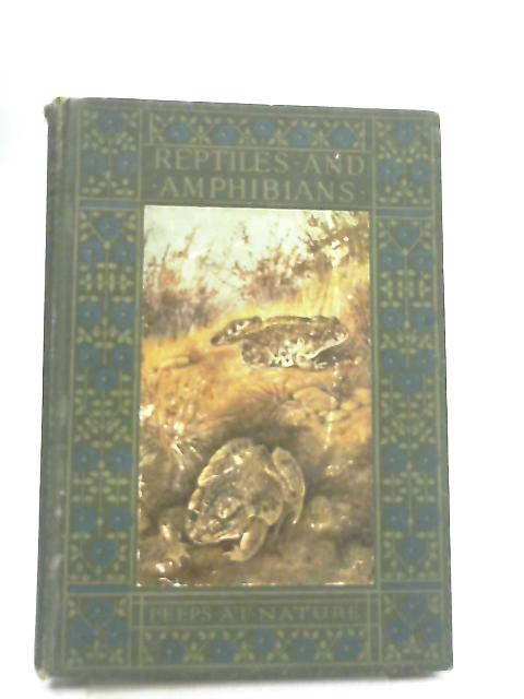 British Reptiles and Amphibians By A. Nichol Simpson