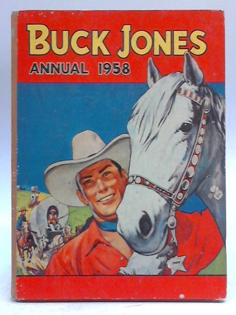Buck Jones Annual 1958 By Various