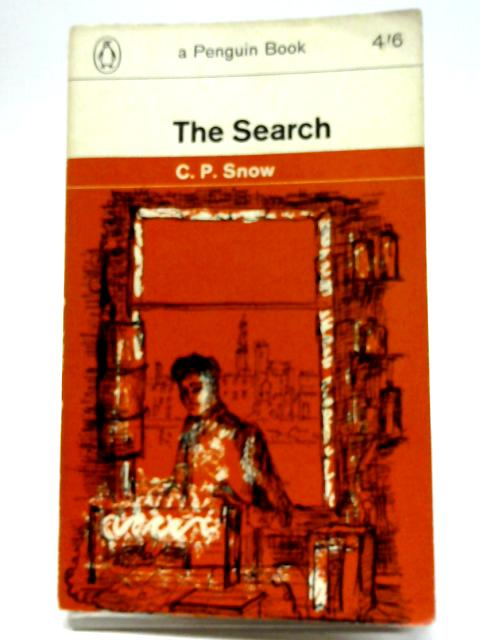 The Search by C P Snow