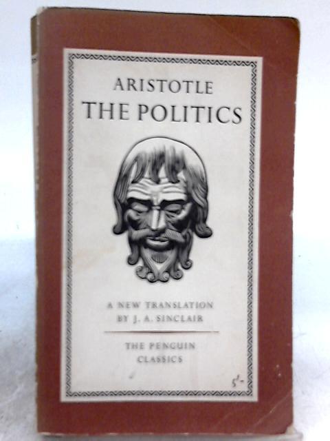 The Politics By Aristotle