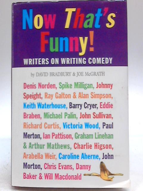 Now That's Funny by David Bradbury