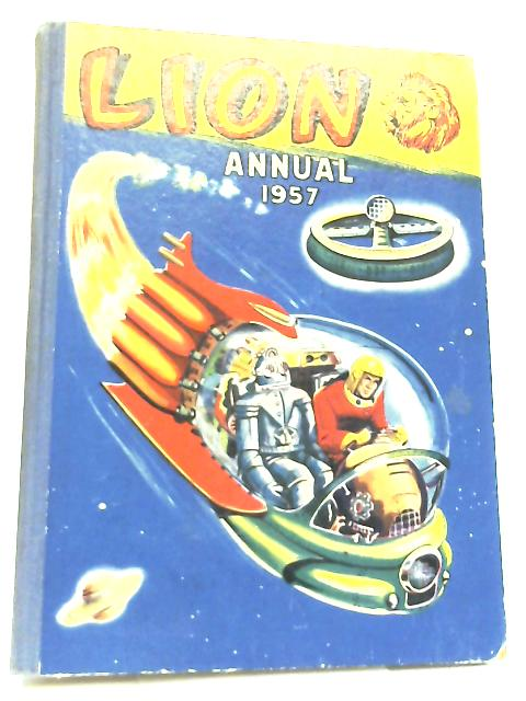 Lion Annual 1957 By Various