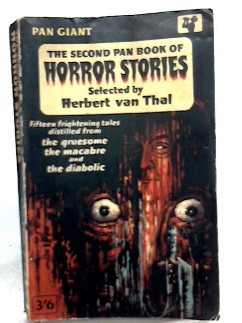 The Second Pan Book Of Horror Stories By Herbert Van Thal (Ed.)