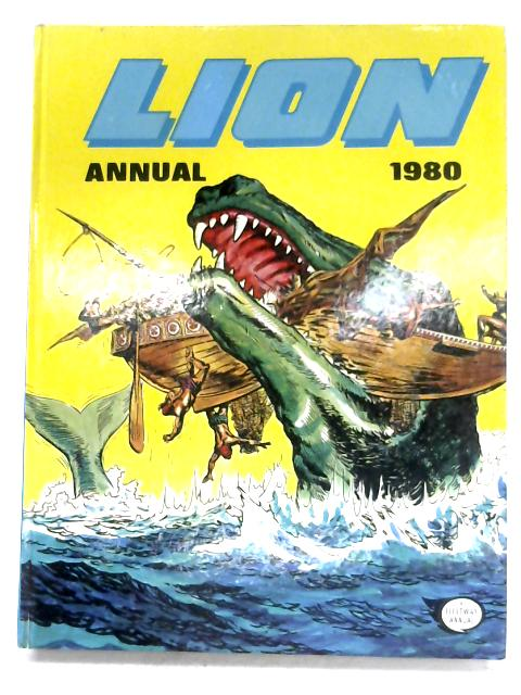 Lion Annual 1980 By Anon