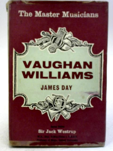 Vaughan Williams By James day