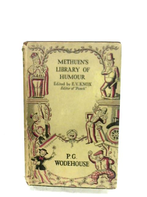 Methuen's Library Of Humour By P. G. Wodehouse