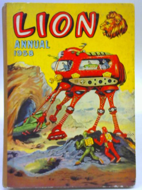 Lion Annual 1958 By Anon