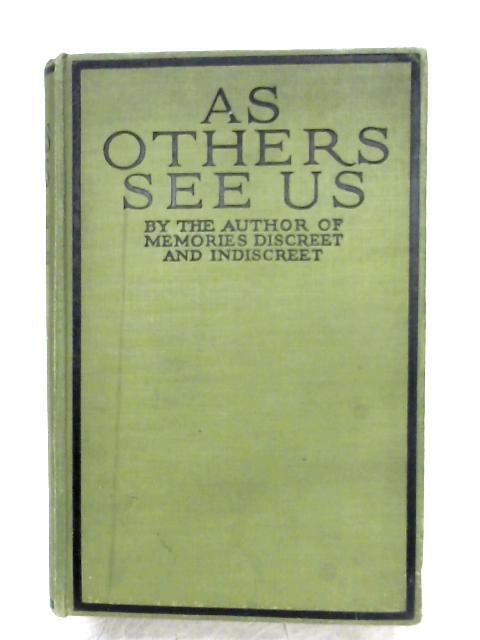 As Others See Us By A Woman Of No Importance
